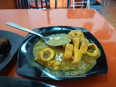 Nasi Gulai Kandar